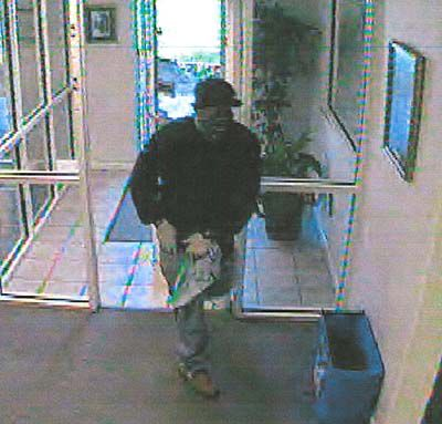 West Ashley bank robbed 2nd time
