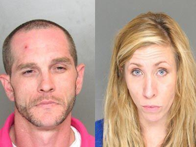 Two charged in meth lab bust in Colleton County