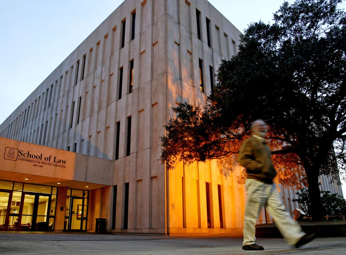 Funding for new USC law school almost set