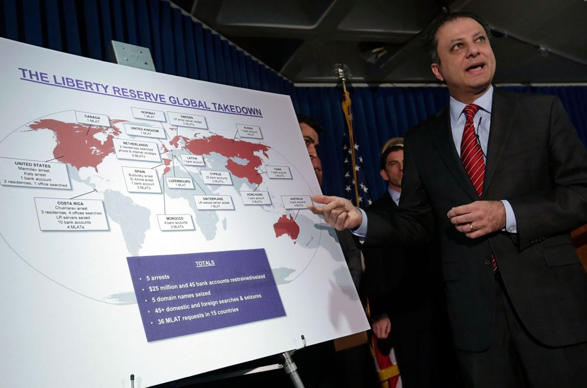 NY indictment filed in $6B money-laundering case