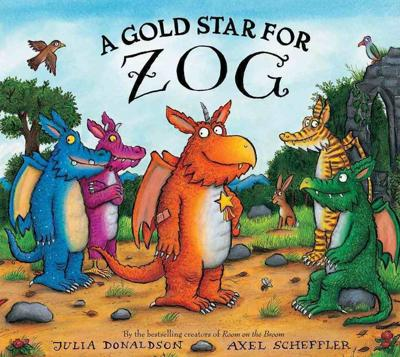 'Zog's' message to work hard gets lost in silliness