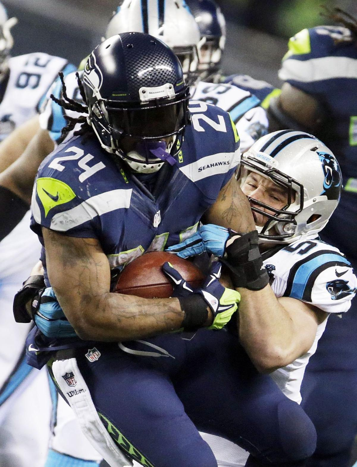Wilson and Chancellor leads Seattle past Carolina