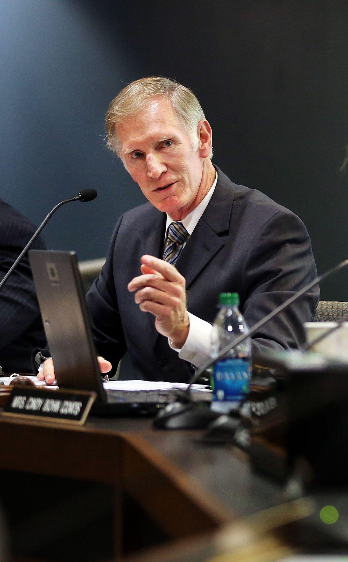 Charleston schools' ex-finance chief lands charter school consulting job
