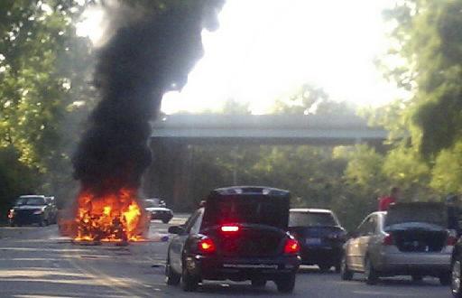 ATF: Car bomb behind Mich. blast that injured 3