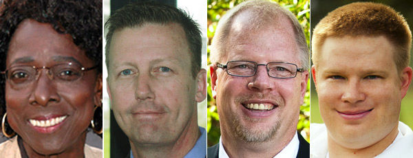 2 incumbents, 2 newcomers in Mount Pleasant