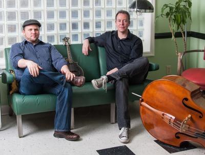 Jesse Jones & Craig Butterfield