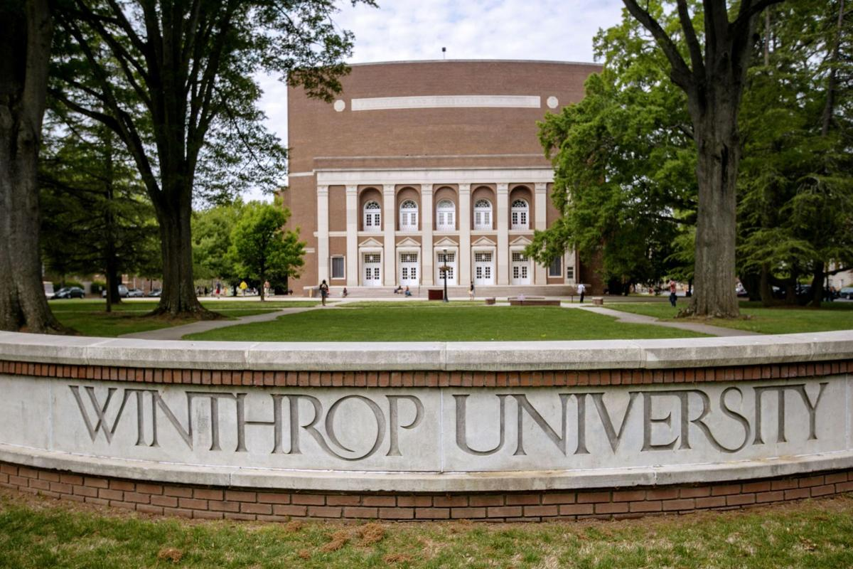 College of Charleston dean among finalists for Winthrop University president