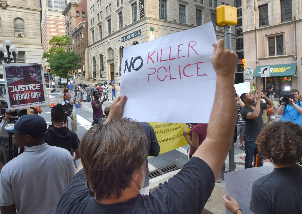 Freddie Gray's family settles with Baltimore for $6.4M