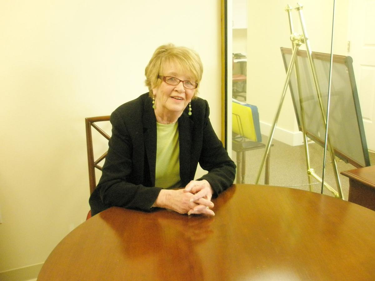Sheila Gianatos: Charleston's broker-in-charge