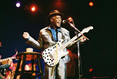 Experience Hendrix to unite Buddy Guy, Keb Mo