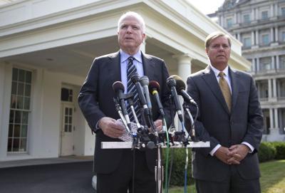 Social media to help sidelined Graham stay in GOP debate