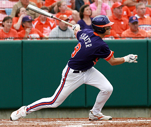 Clemson to face power bats early