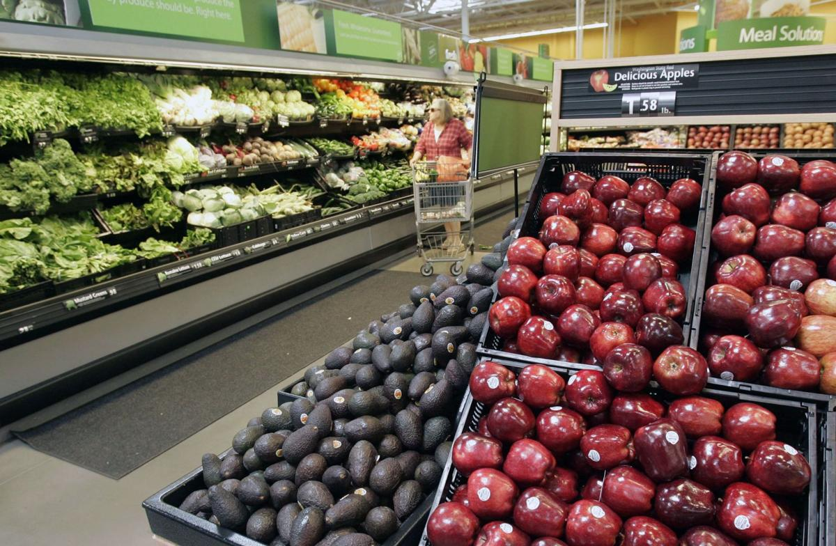 Wal-Mart aims to perk up produce sections