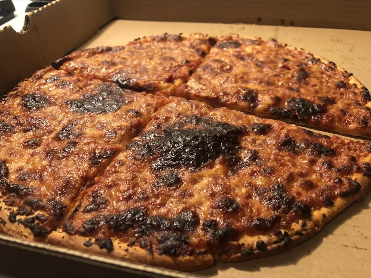 Coquin pizza