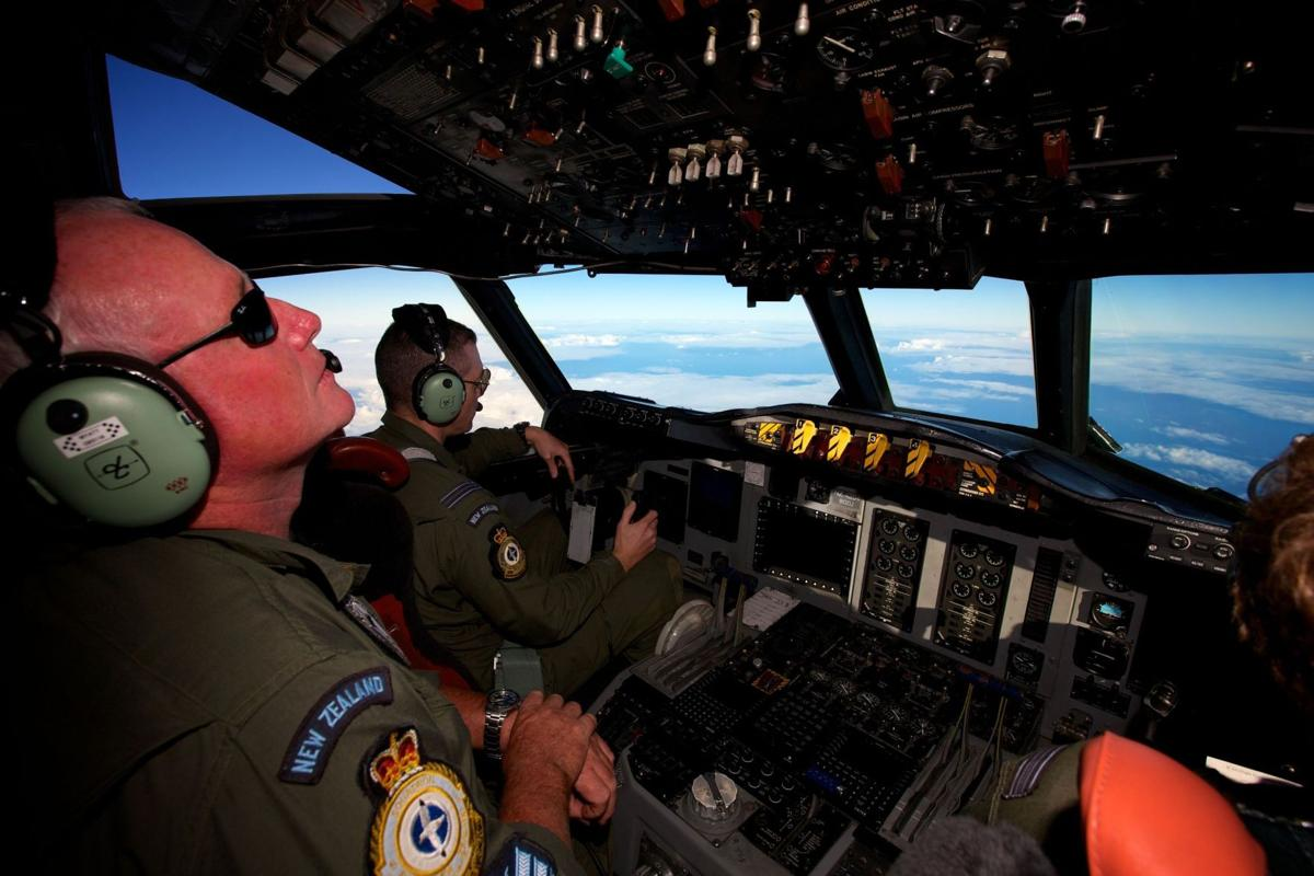 Australian PM confident sounds are from Flight 370