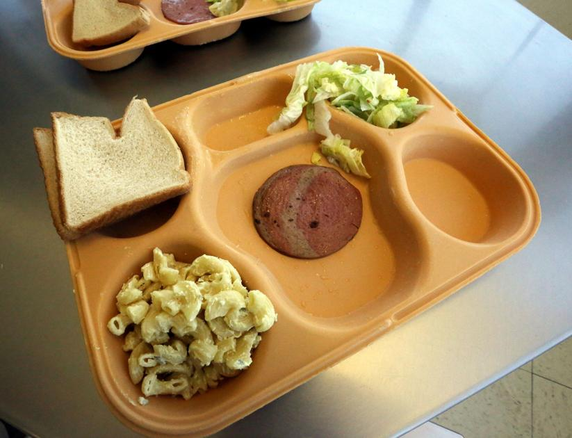 Feeding The State S Prison Population Photo Galleries
