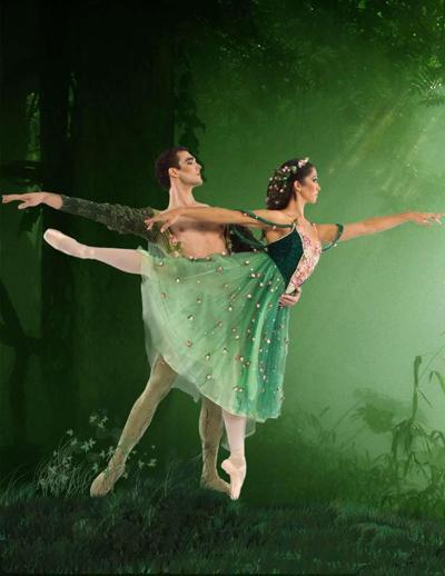 Columbia City Ballet's 'Midsummer Night's Dream' includes fine dancing