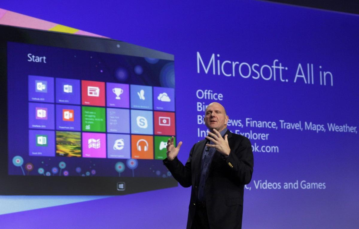 Microsoft to tweak baffling Windows 8