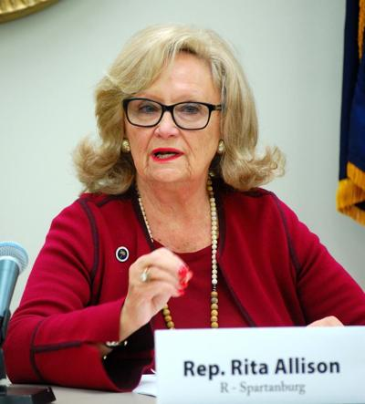 Rep. Rita Allison (R-Spartanburg)
