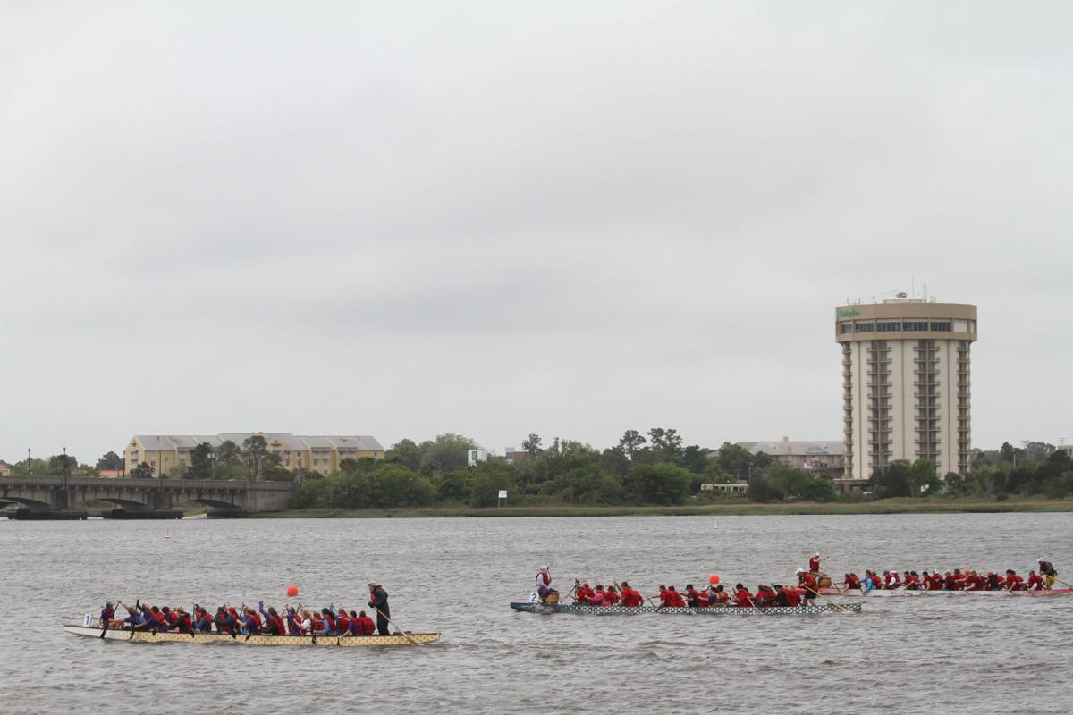 Charleston Dragon Boat Festival
