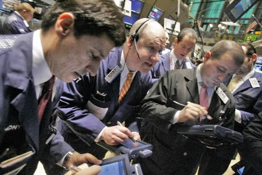 Wall Street rallies for huge rebound