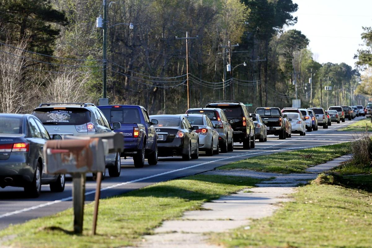 Half-cent sales tax for roads may go to voters Charleston County must find own funds