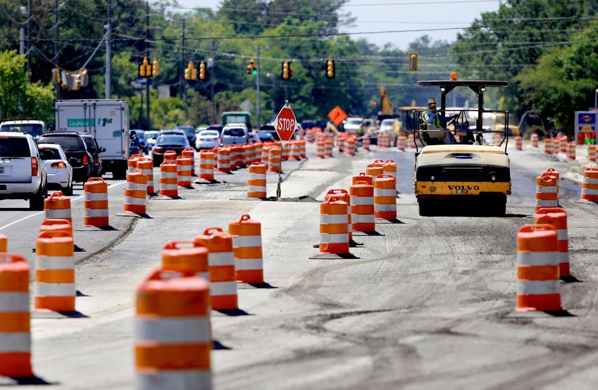 Dorchester Road almost done, but most remain unhappy