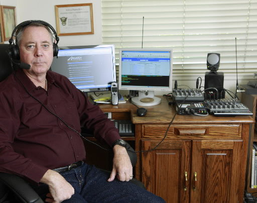Signal fading for radio traffic reports