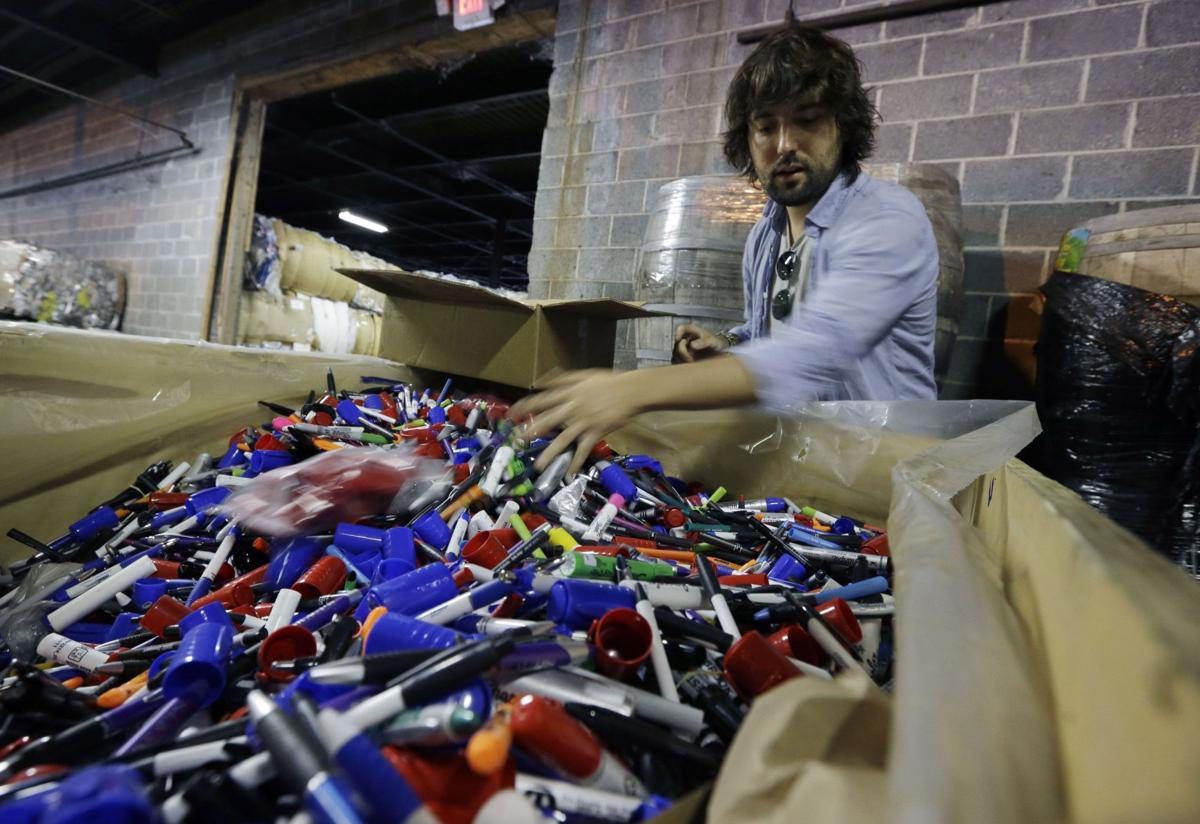 New reality show focuses on recyclers