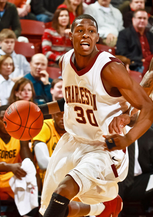 Antwaine Wiggins a reason for College of Charleston fans to smile