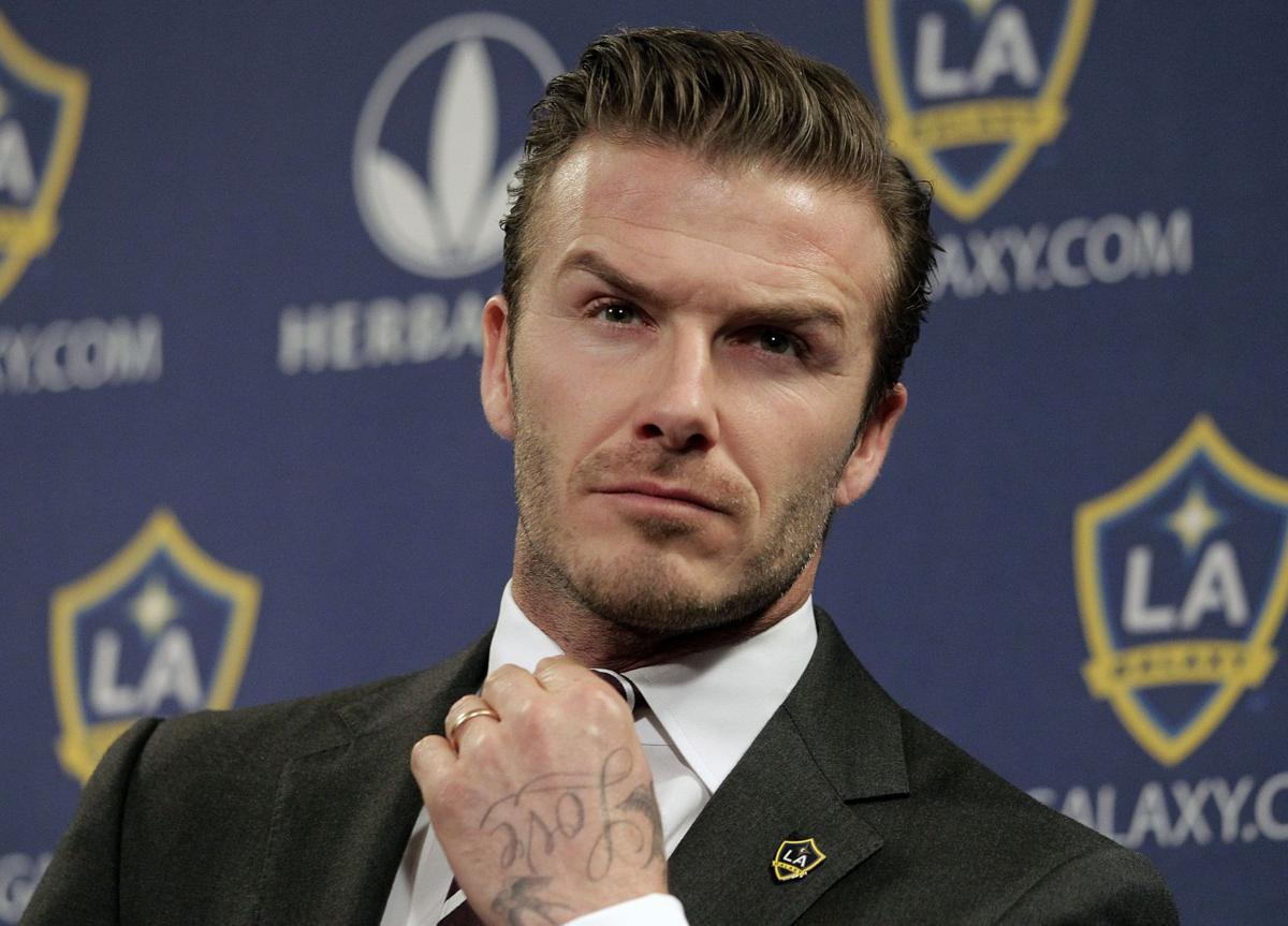 Beckham transcended sport