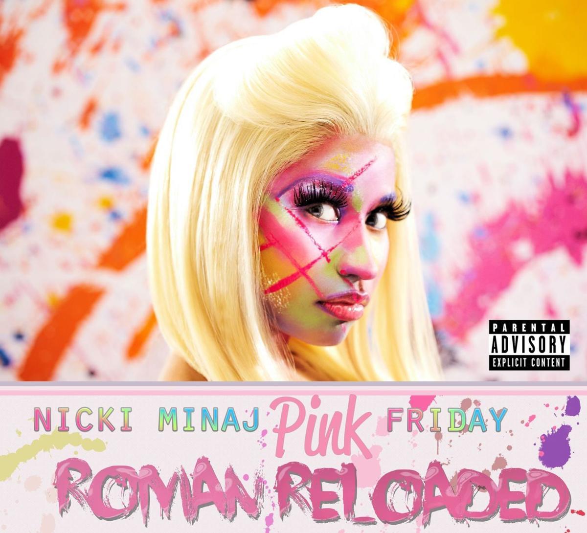 Minaj packs a punch with CD