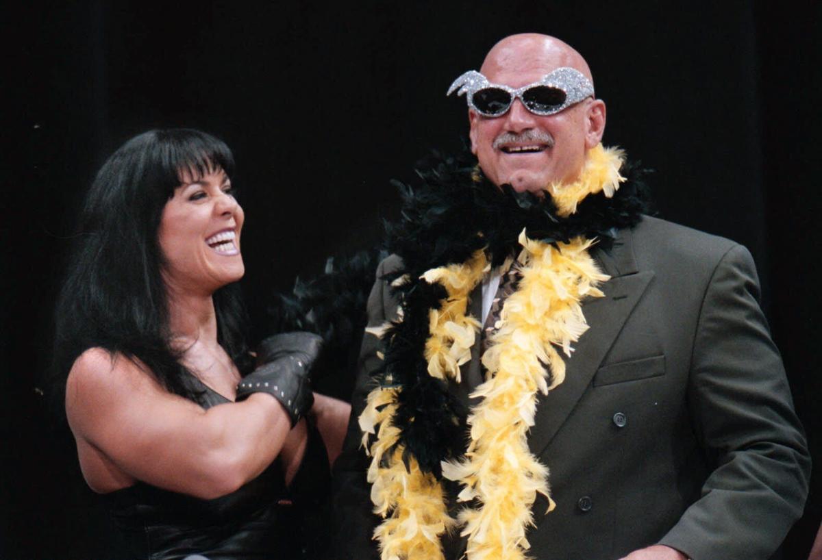WWE wrestling star Chyna dies in Southern California