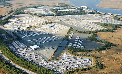 Bmw Greenville Sc >> Georgia port gets BMW nod | Business | postandcourier.com
