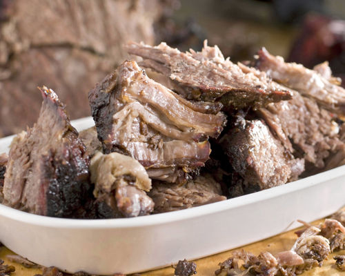 Cook low, slow for great 'cue