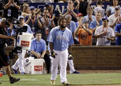 Prince Fielder wins Home Run Derby for 2nd time