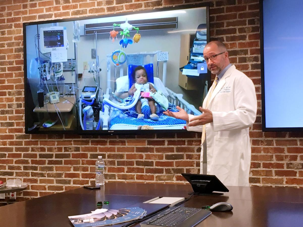 Dr. David McSwain