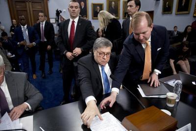 Trump Russia Probe Barr