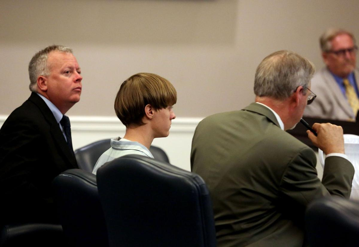 Attorneys for accused church shooter want out of other cases