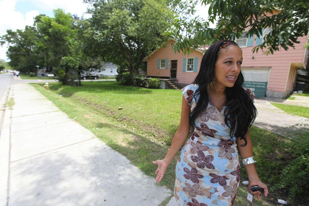 Newcomer feared police stops, so she moved away