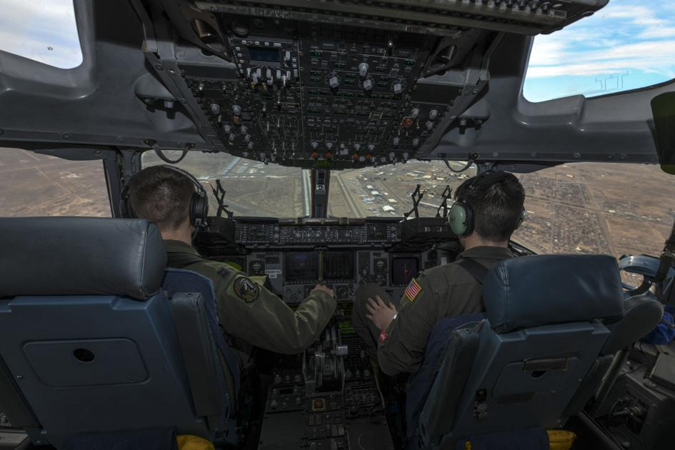 Charleston Air Force Base will celebrate reaching 4 million flying hours in Boeing C-17