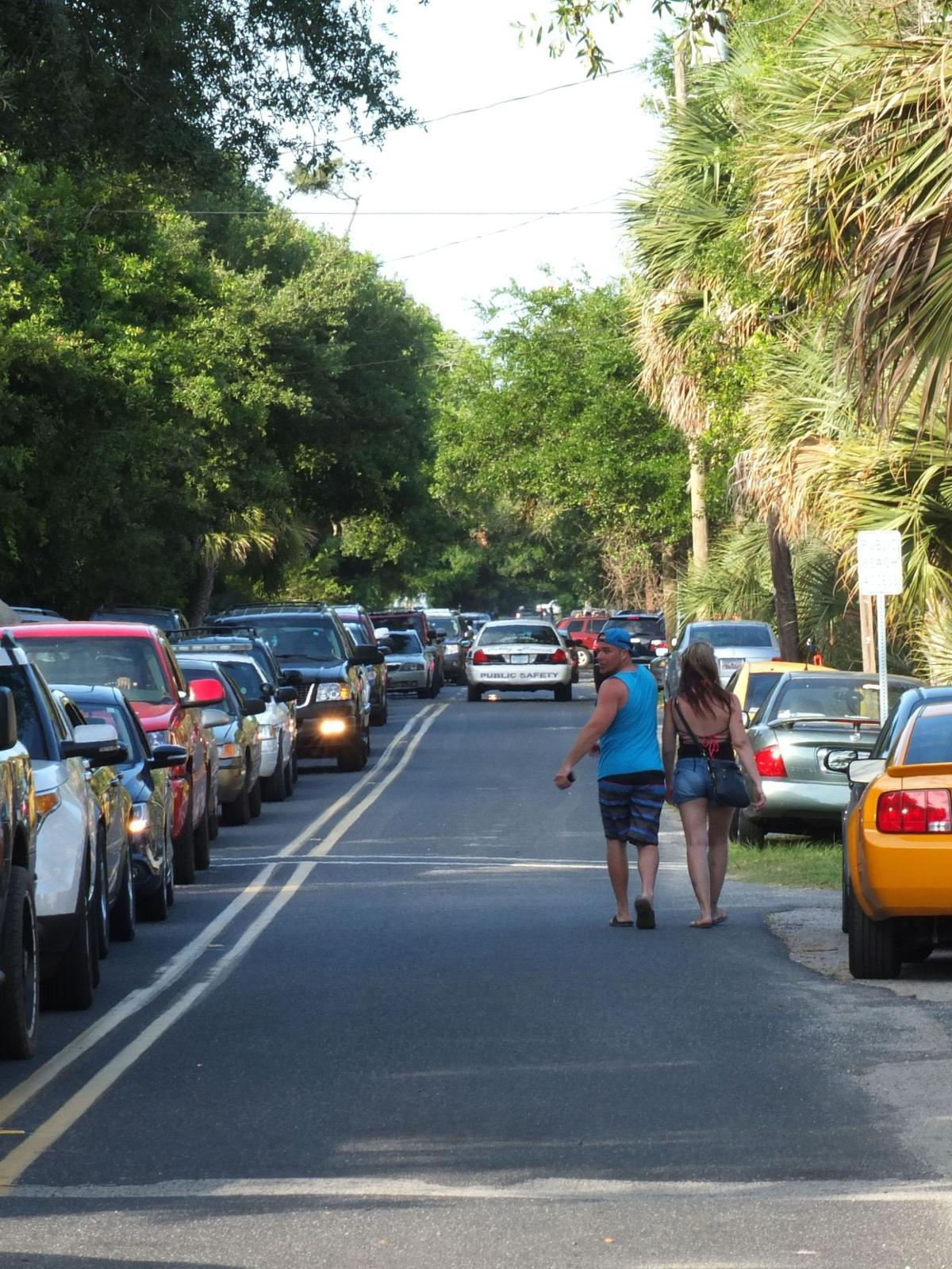 Police: Memorial Day traffic jam on Folly was 'unintended'