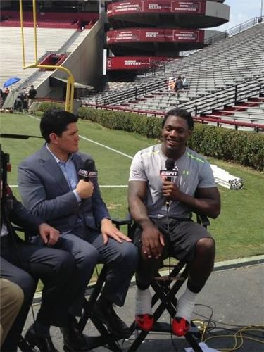 Recap: Jadeveon Clowney continues to impress during NFL Pro Day at South Carolina (with video)