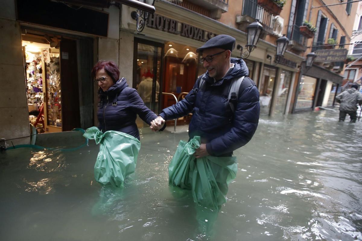 Italy Venice Flooding (copy)
