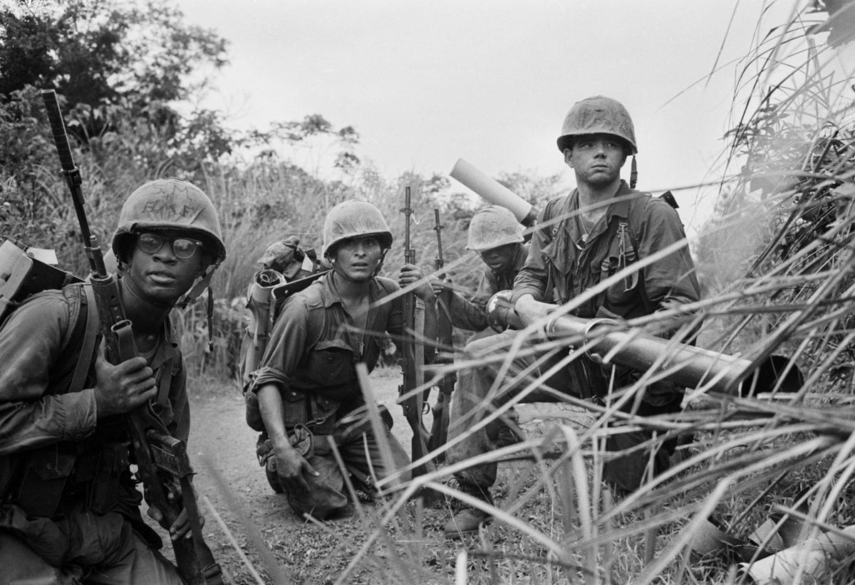 America's failure in Vietnam resonates in chaotic world
