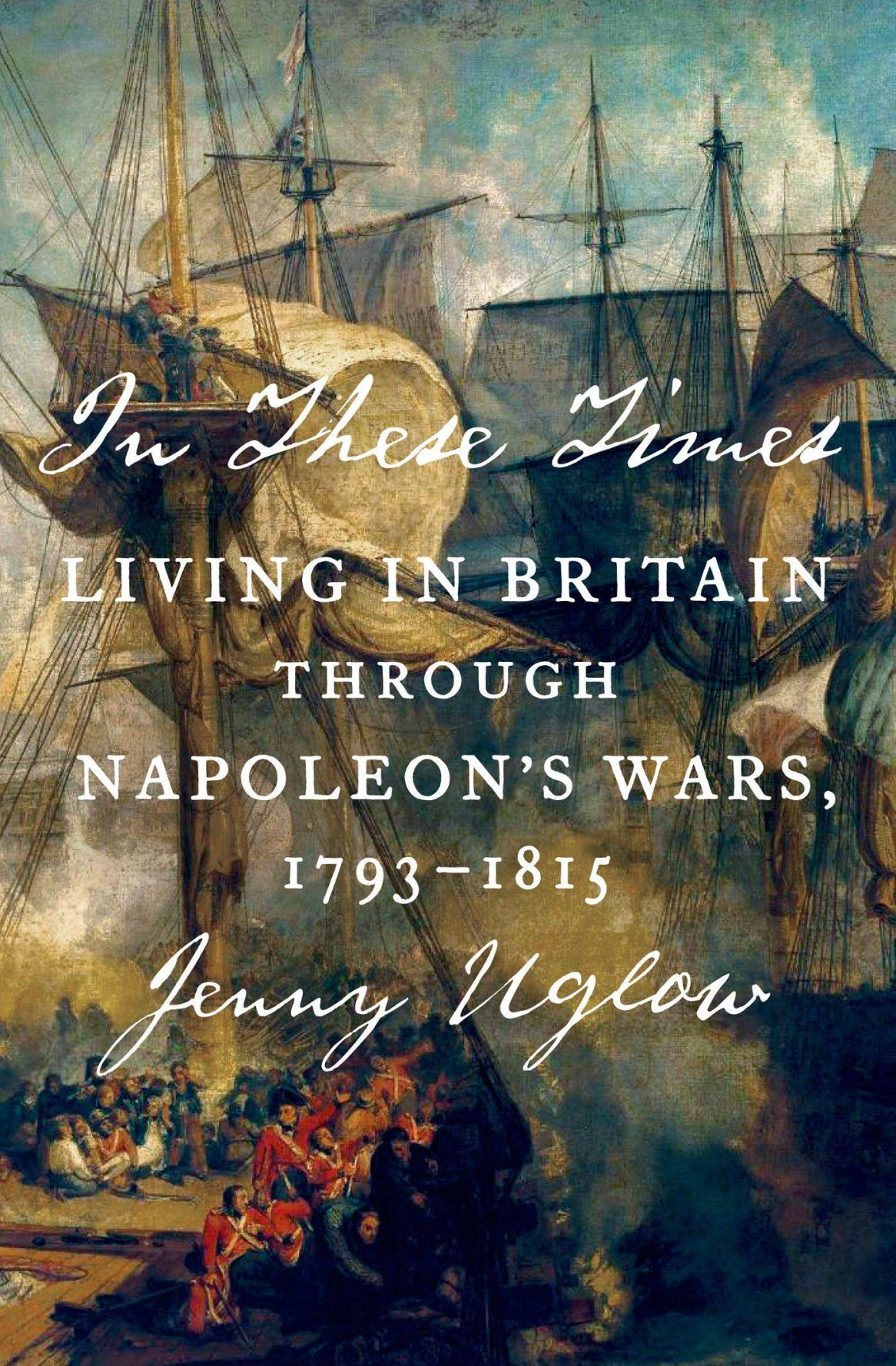 Book an enthusiastic telling of Napoleon's effect on Britain