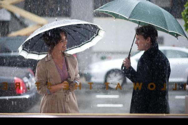 '5 to 7' Old-fashioned love story set in modern-day New York charms