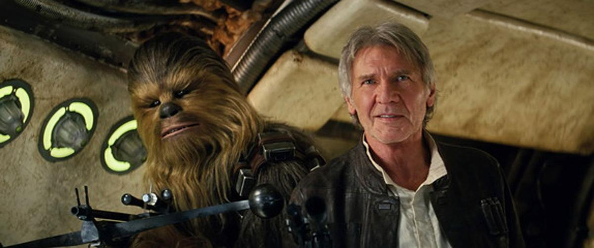 'Star Wars: The Force Awakens' great or just OK?