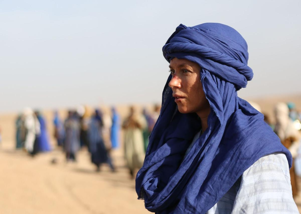 'American Odyssey' deals in corporate conspiracy