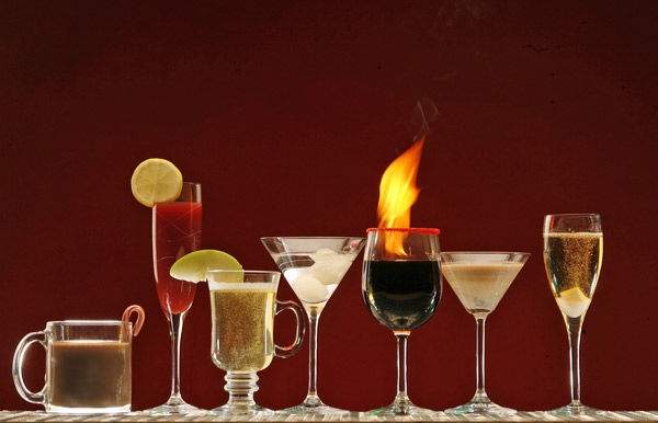 New study: Charlestonians love their liquor